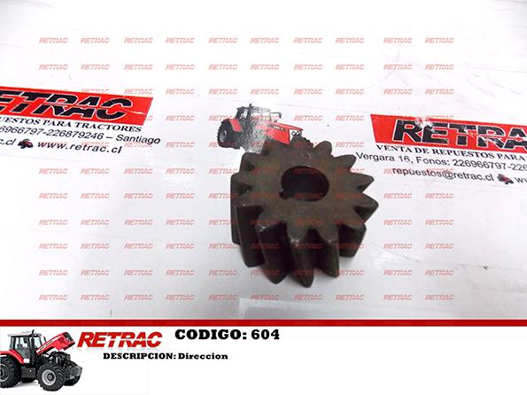 ENGRANJE BOMBA DIRECCION ARGENTINO 6604