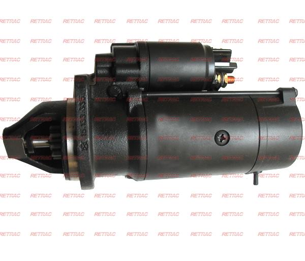 MOTOR PARTIDA CON REDUCTOR MASSEY FERGUSON 12V 4.2kW