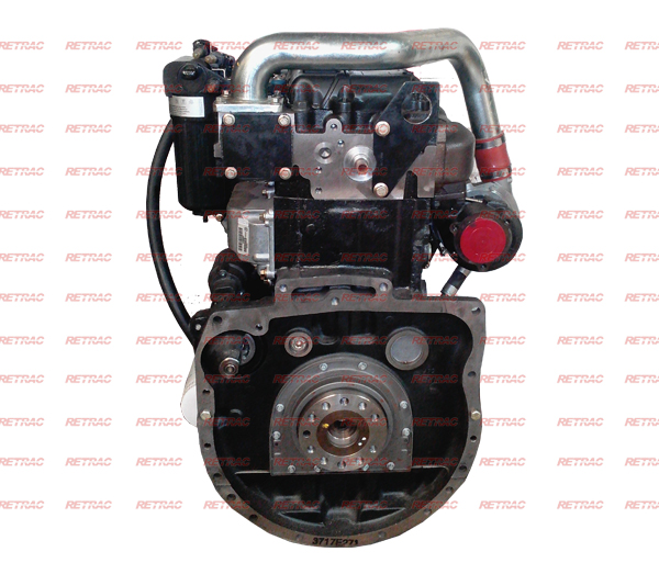 MOTOR PERKINS AGRICOLA 4CTURBO 107HP