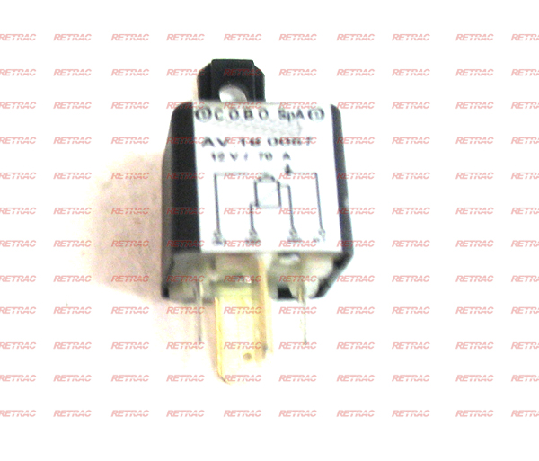 RELAY DE LUCES 70AMP 12V